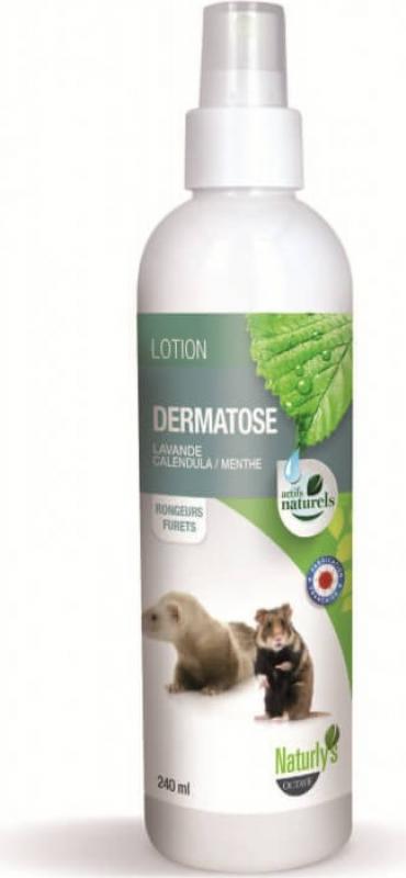 Lotion Beauté du poil pour rongeurs et petits mammifères