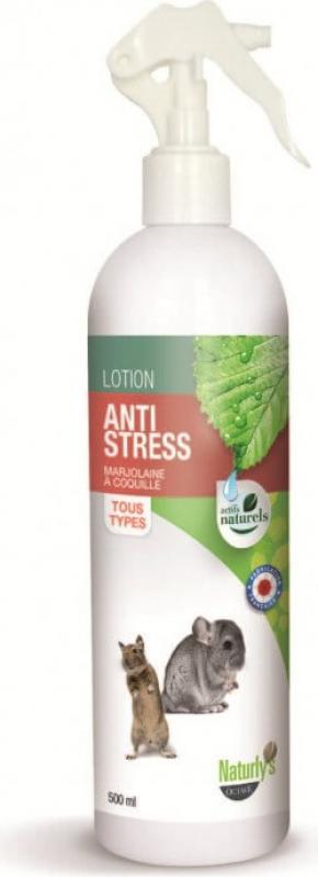 Lotion anti-stress pour rongeurs
