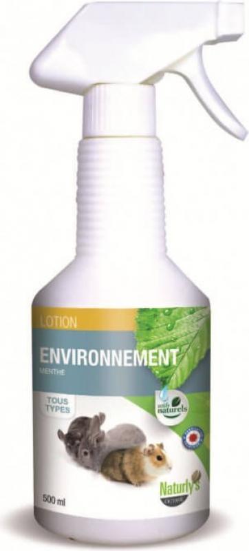 Lotion fraîcheur environnement