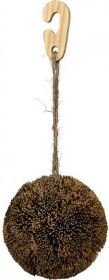 Juguete bola para roer con cuerda de yute