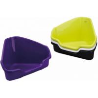 Toilette d'angle pour rongeurs - Plusieurs tailles