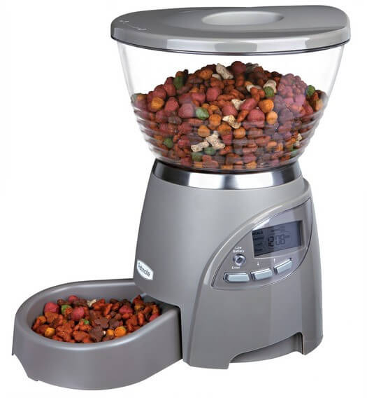 Dispensador automático de comida Le Bistro_0