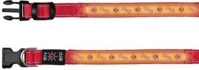 Collier Flash Lumineux USB