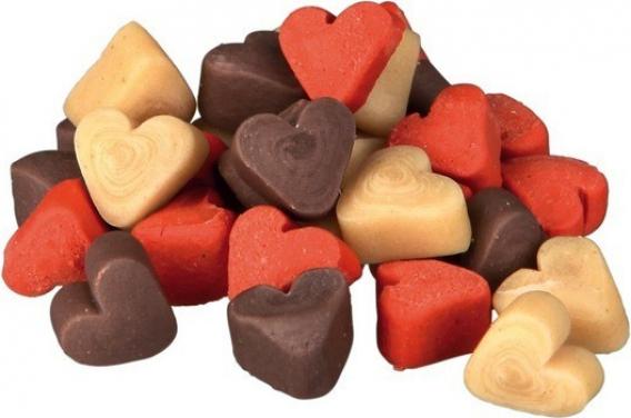 Trainer Snack Mini Hearts