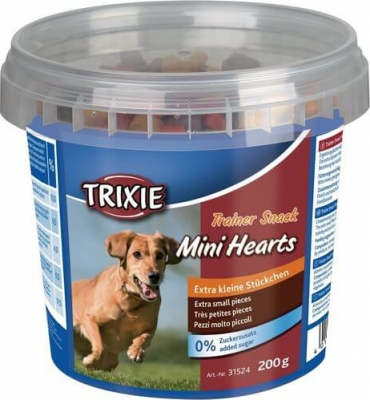 Trainer Snack Mini Hearts