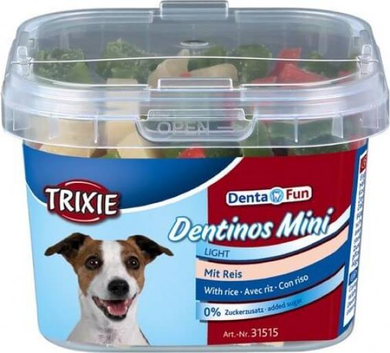 Friandises pour chien Denta Fun Dentinos Mini