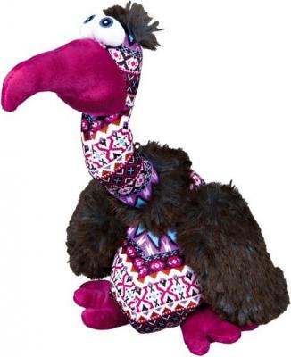Peluche pour chien vautour tissu/peluche