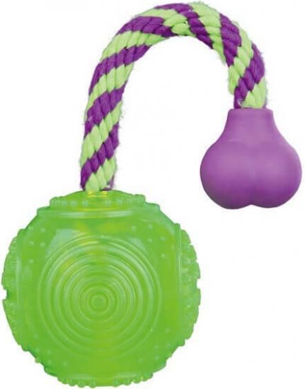 Balle sur une corde, caoutchouc thermoplastique (TPR), flottante