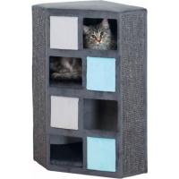 Torre rascador y árbol para gatos  Pino