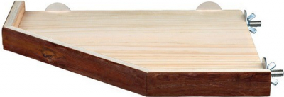 Abri et plateforme en bois Natural Living