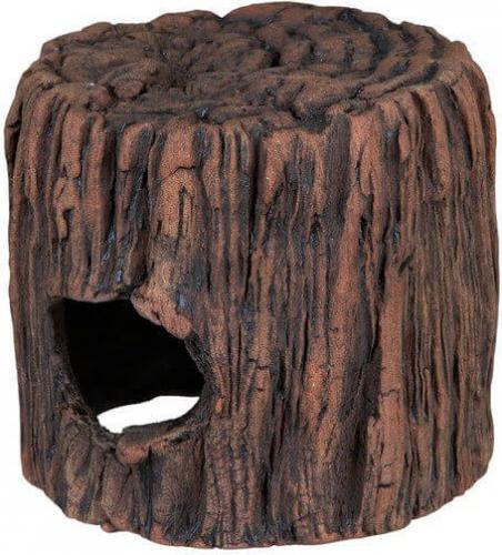 Grotte für Buntbarsche - Natürliche Dekorationen