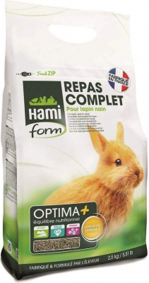 Prémium Optima conejo 2,5 kg