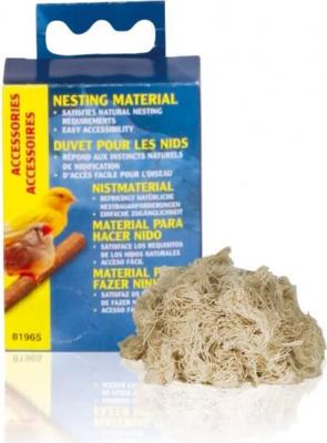Material para hacer nido