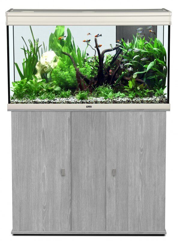 meuble avec aquarium int gr. Black Bedroom Furniture Sets. Home Design Ideas