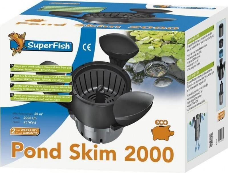 Skimmer Superfish Pond Skimm pour bassin