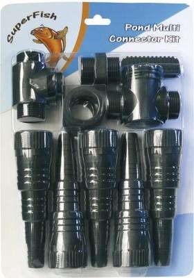 Kit multi-connecteur pour tuyaux