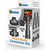 Kit multi-conector para tubos de lago