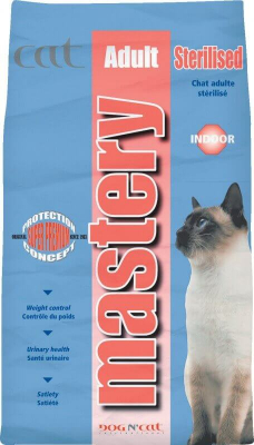 Mastery cat adult sterilised