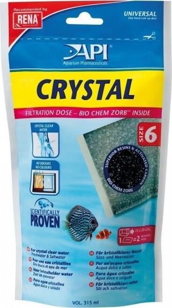 Crystal Api Recharges pour filtre Rena