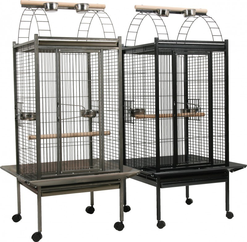 cage perroquet grand mod le america cage perroquet. Black Bedroom Furniture Sets. Home Design Ideas