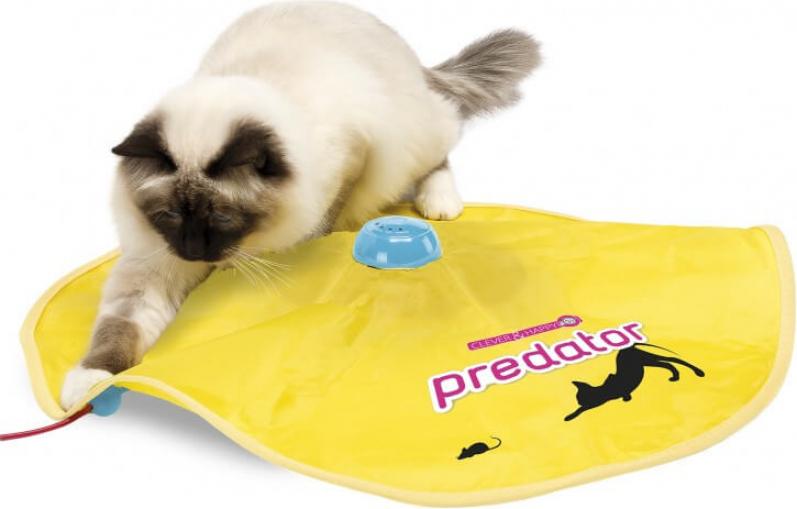 Giocattolo per gatti predator