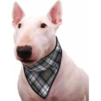 Bandana rafraîchissant gris à carreaux - Bandana Scottish Grey
