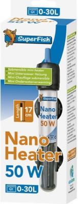 Superfish Nano chauffage 50W et 100W