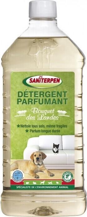 Détergent parfumant Saniterpen - Plusieurs parfums