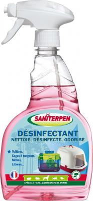 Désinfectant spray Saniterpen 750 ml