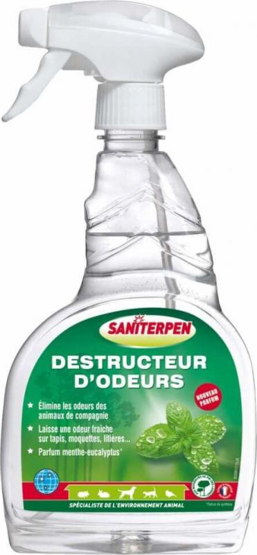 Destructeur d'odeurs odorisant Saniterpen 750 ml