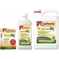 Insecticida DK Saniterpen - 3 uds. x 60 ml, 1 ó 5 litros