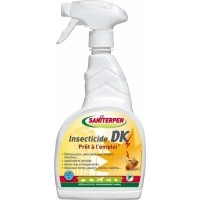 Insecticide DK prêt à l'emploi Saniterpen - Spray 750 ml