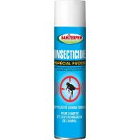 Aérosol spécial puces Saniterpen - 400 ml