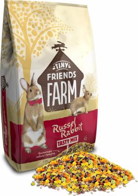Russel Tasty Mix pour lapin Tiny Friends Farm