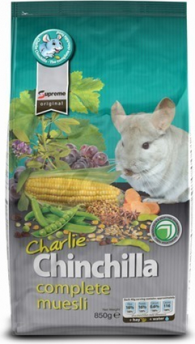 Charlie muesli Chinchilla - Supreme Original