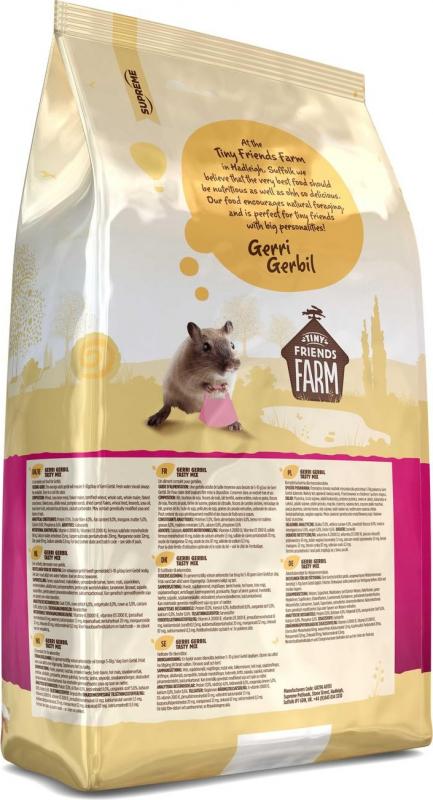 Gerri Tasty Mix pour gerbille Tiny Friends Farm