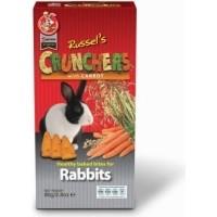 Biscuits Croustillants aux carottes 80 grs lapin - Supreme Original