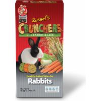 Knusprige Kekse mit Karotten und Lauch für Kaninchen - Supreme Original 80gr