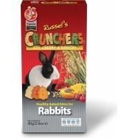 Biscuits Croustillants aux cerises et abricots 80 grs lapin - Tiny Friends Farm