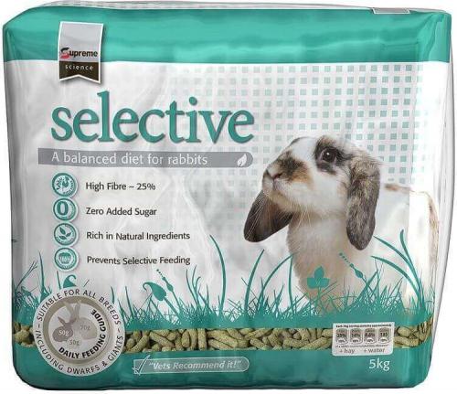 Selective lapin - Supreme Sciences