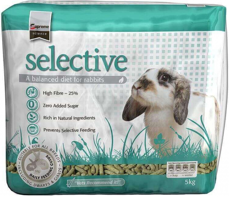 Selective lapin - Supreme Sciences