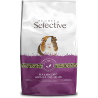 Selective pour Cochon d'inde Supreme Science