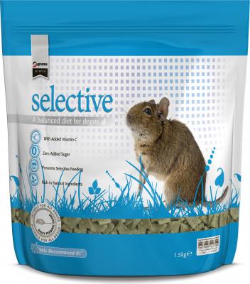 Selective degu - Supreme Sciences