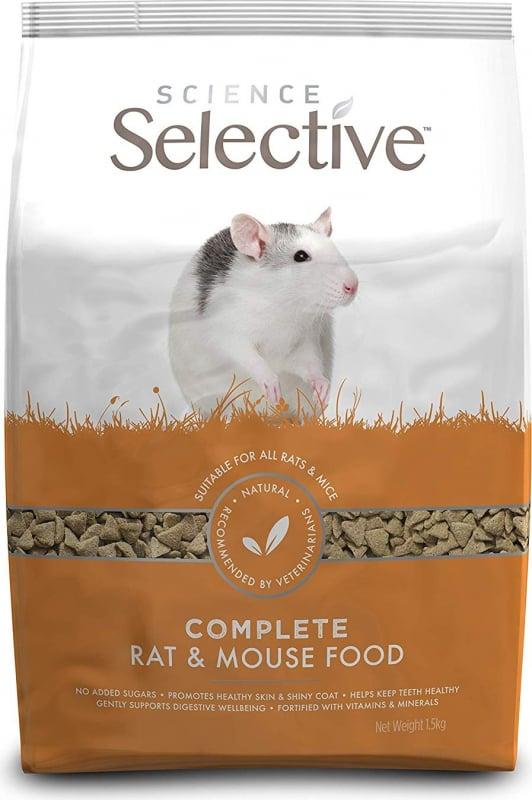 Selective pour Rat Supreme Science