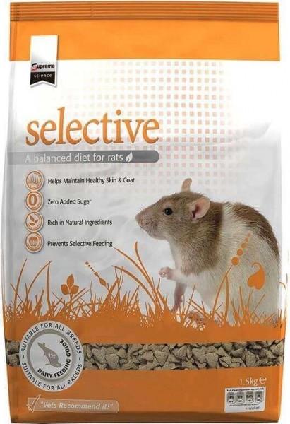 Selective pour Rat Supreme Sciences