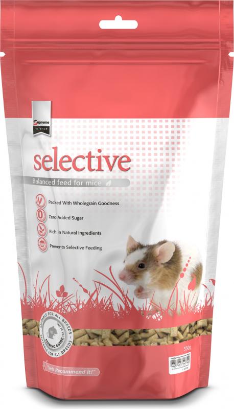 Selective pour Souris Supreme Science
