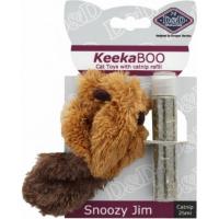 Jouet souris avec herbe à chat - Snoozy  Jim