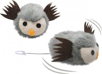 Shaking Owl - Juguete con vibraciones para gato