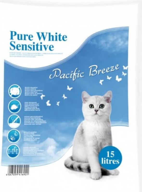 Einstreu Pure White Sensitive - Pacific Breeze