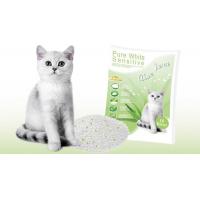 Pure White Sensitive Litter - Aloe Vera